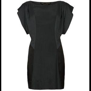 All Saints Black cocktail dress